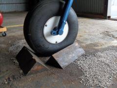 Nosegear hubcap back