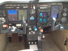 New panel G500 01