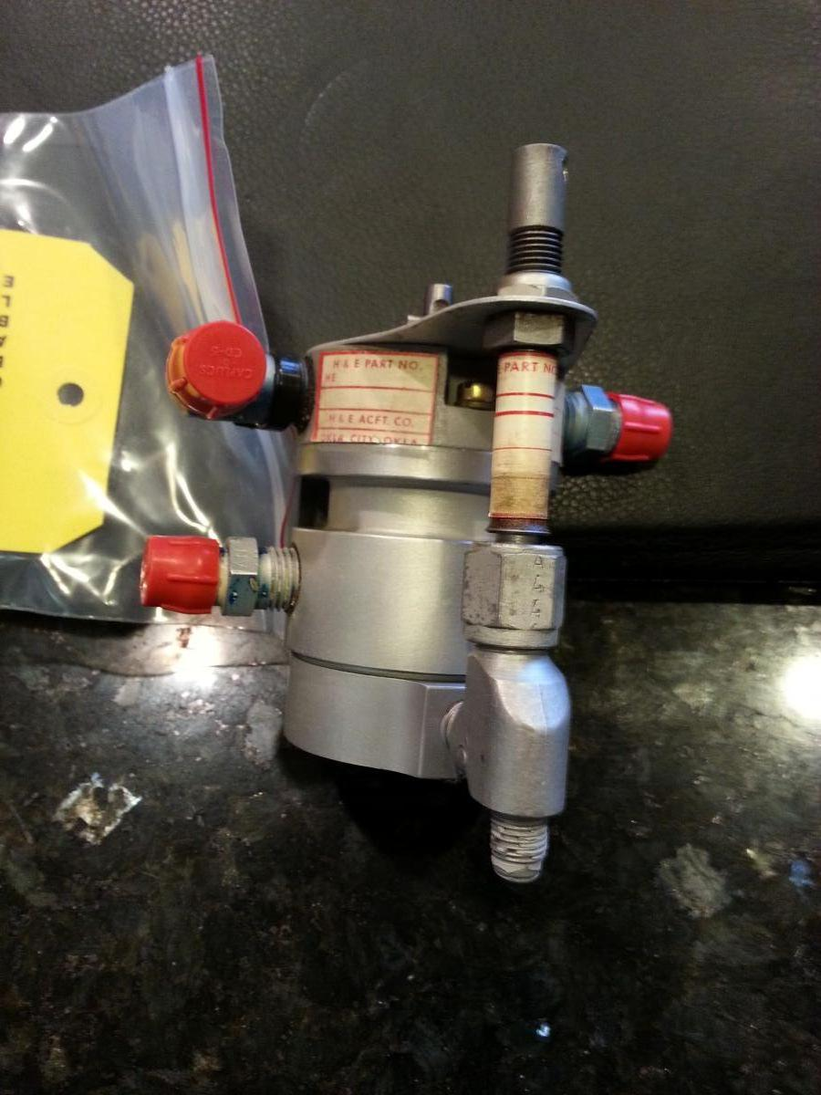 Fuel Selector Valve After
