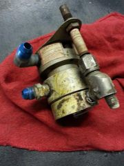 Fuel Selector Valve Before