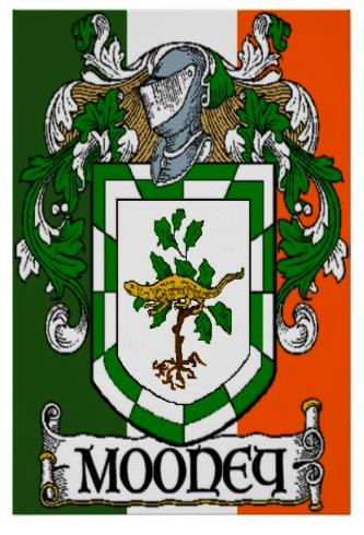 Mooney Coat of Arms
