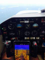 Garmin Pilot w GDL39-3d