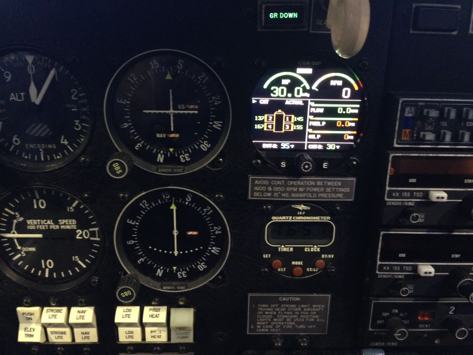 EI CGR-30