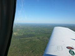2500' AGL on a gorgeous day for a short hop