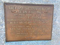 First Flight Airport Pilgrimage