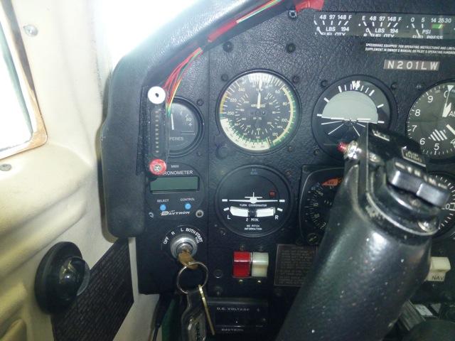 CYA-100 install position