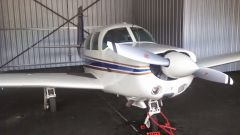 65 M20E with new Top Prop and Bullet spinner