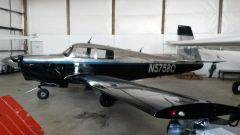 58Q In hangar
