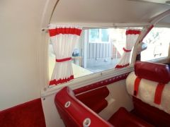 N201YL- Interior Curtains