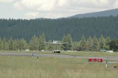 Take Off on RWY 20-- Truckee--1