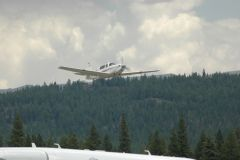 Take Off on RWY 20-- Truckee--3