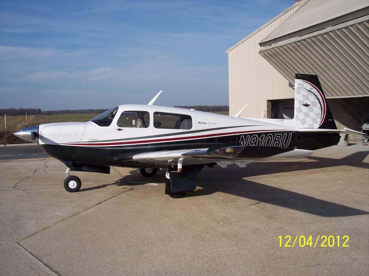 N910BU. Looks like we're flying home today!!