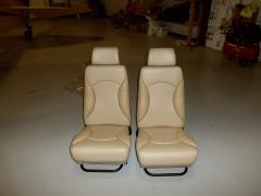 seats prior to install