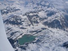 lake silvretta austria