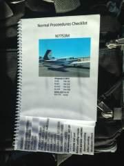 Normal proceedures checklist