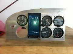 Fabrication - pilot side