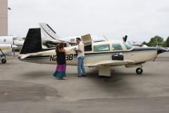 Pre-Departure at Carlsbad, CA