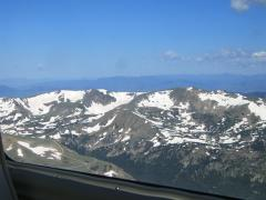 Still lots of snow for the end of June