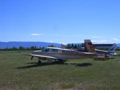 Another Mooney at the Fly-In