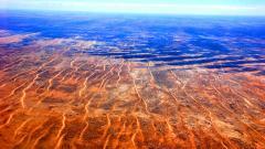 Simpson Desert Outback Australia