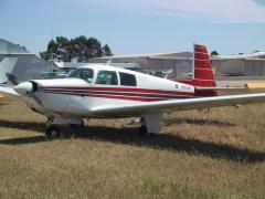 1975 M20E s/n 21-1165 - my first Mooney