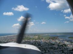 Approach into 26N