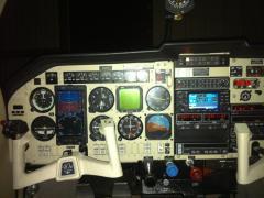 Another Aspen PFD 1000 installation with Garmin 430W upgrade.