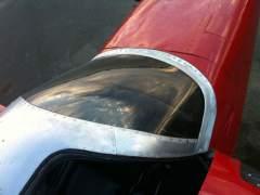 The repairs by LASAR aircraft