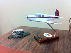 This is the model my colleagues got me when I left my last job.  Now it sits next to my desk in the new office.