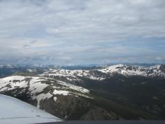 More ridge into Aspen