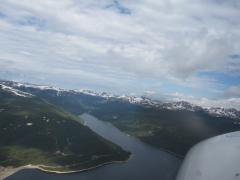 Making the turn towards Aspen