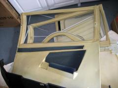 Old door panels - yuck!