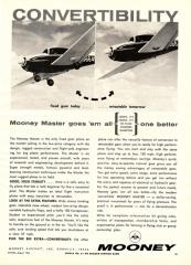 I thought Mooney buffs might find this interesting. Just 160 of these were made and only three remain unconverted.