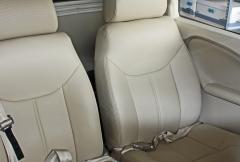 Interior (4) Perforated and smooth leather