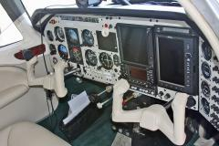 New Panel -Overview - 696 is now replaced with Garmin 796
