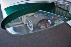 LED Landing Light, LED Nav Light, LED Strobe Light.    Landing light can pulse, alternate, or remain on for landing and taxi