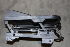 Side View of articulating seat bottom  - more complex than expected
