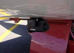 Underwing Mounted HD Video Camera