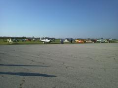Poplar Grove, Illinois Fly-in.