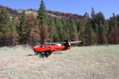 Weatherby USFS ID Airstrip