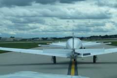 Taxiing For The Caravan takeoff