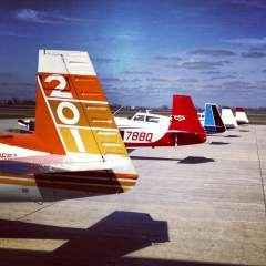 Mooney Tails at Wilmar