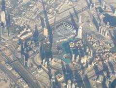 Dubai, Tallest building in the world.... for now.