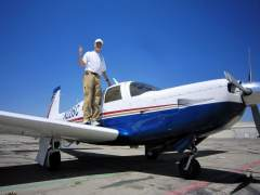 IFR checkride pass 1