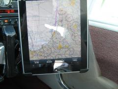 iPad and foreflight