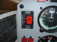 ME-406 ELT panel