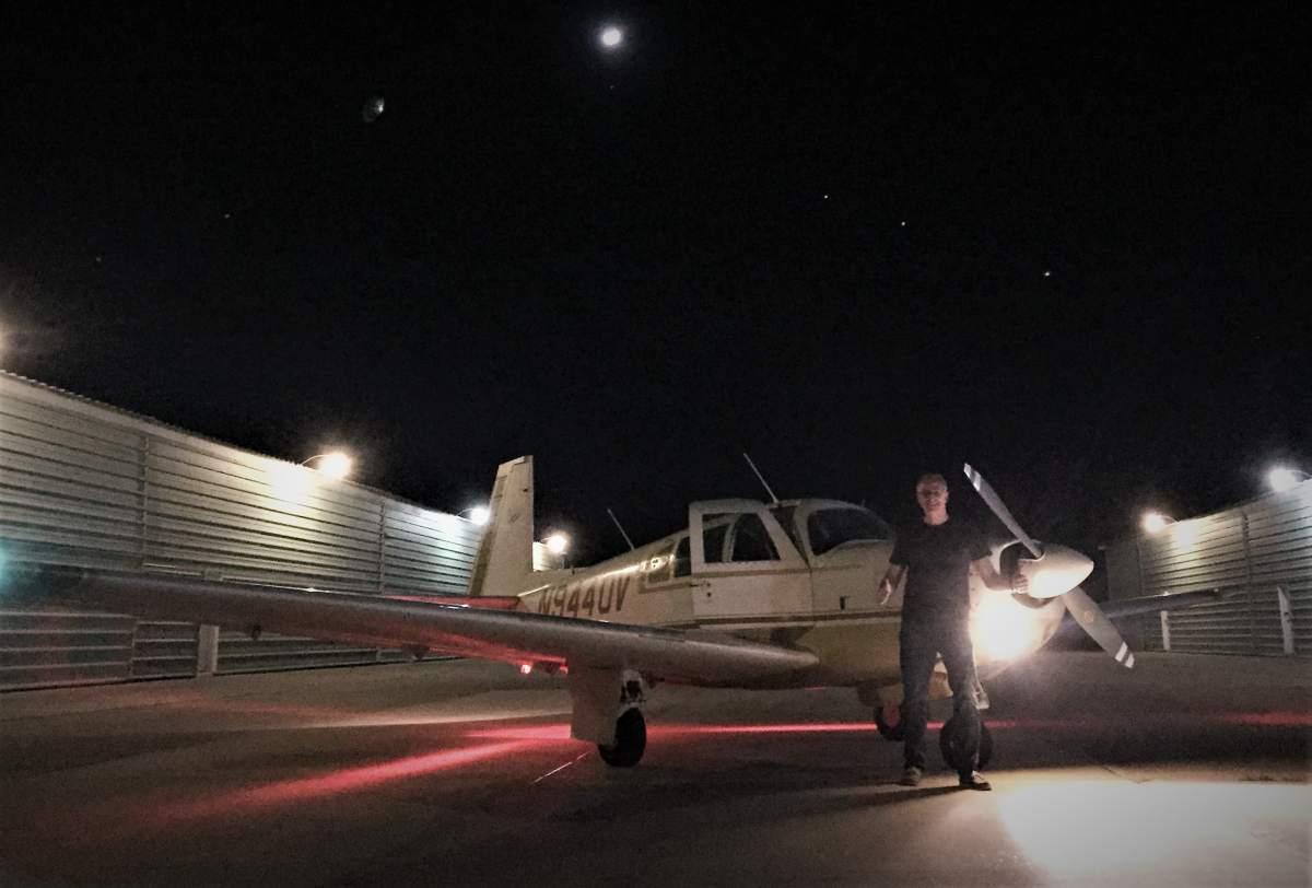 First Night Flight