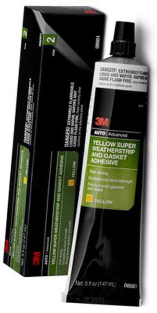 3m weatherstrip adhesive instructions