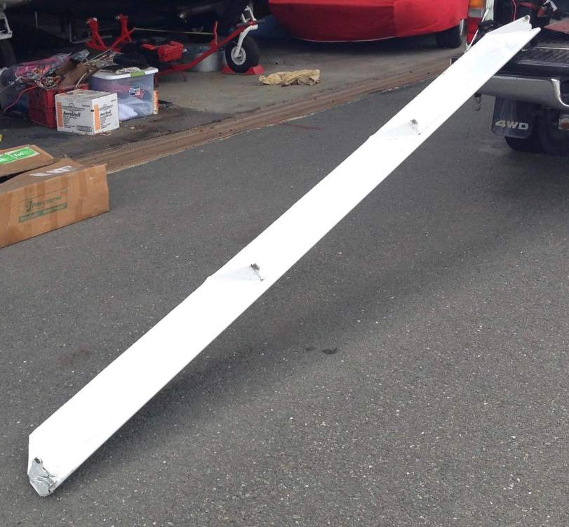 FOR SALE M20 flap starboard + 2 late model ailerons + 201
