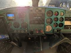 61 M20B after avionics upgrade.